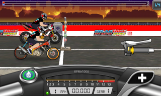 Drag Bike Indonesia Apk Mod Terbaru 2016-2