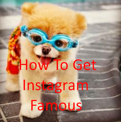 How To Get Instagram Famous