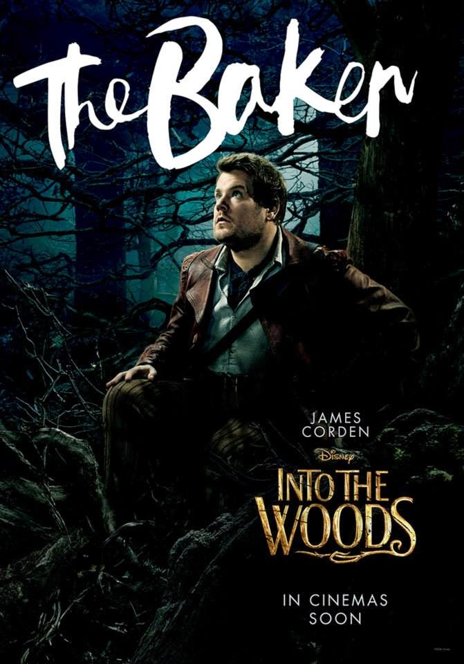 into the woods james corden