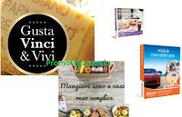 Logo Gusta Vinci & Vivi: con Parmigiano Reggiano vinci 500 fantastici premi