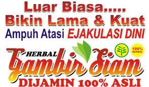 Herbal oles cair Gambir serawak Borneo