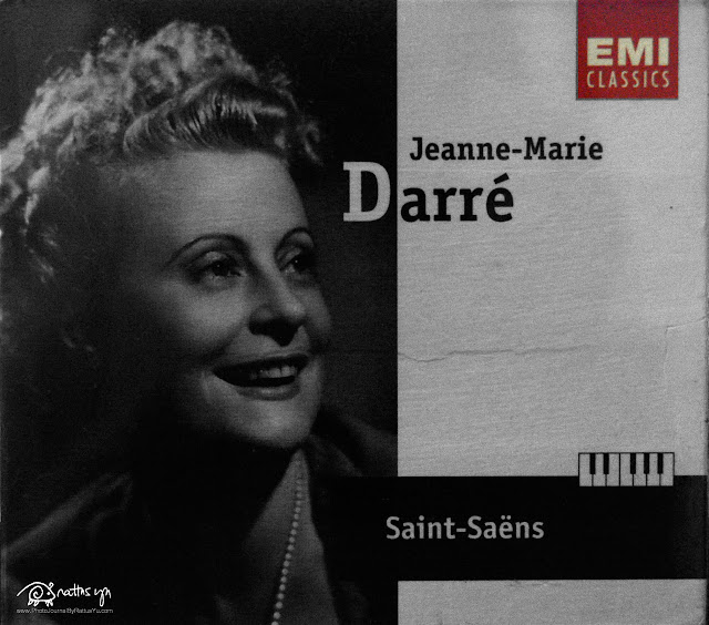 Jean Marie Darre Performs Camille Sain-Saens' Piano Concerto 1-5 + Septet