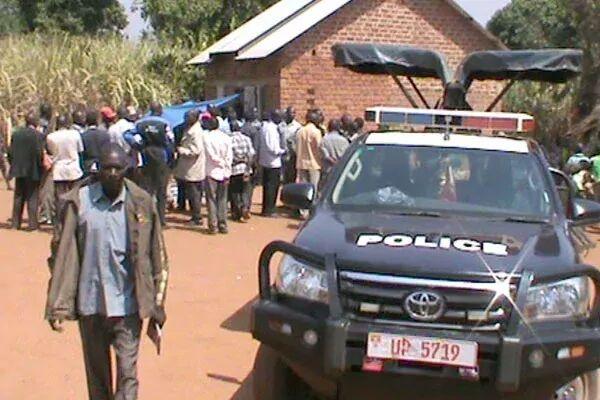 Ugandan woman arrested after she stabbed her husband to death for denying her sex