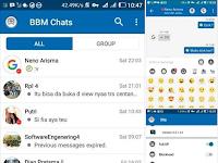 BBM MOD Z-BBM BLUE ORIGINS Full Ematicon v3.3.1.24 Terbaru Free Download