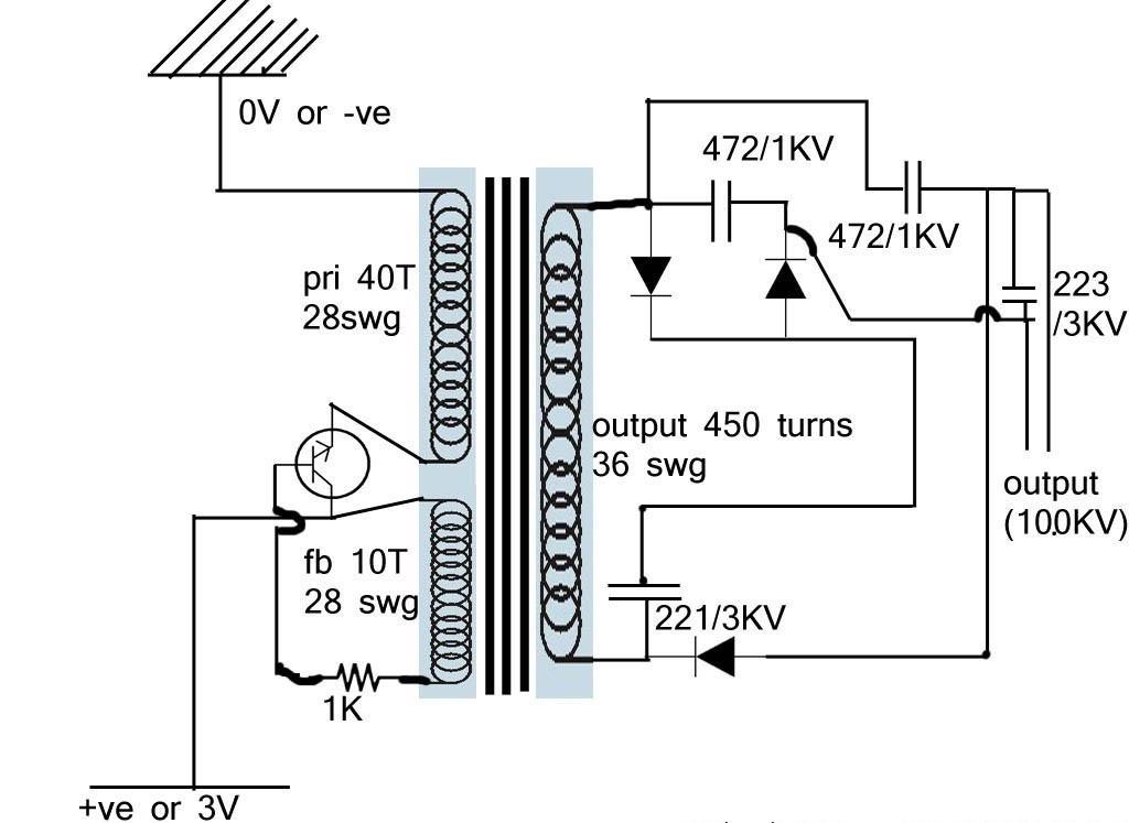 circuit diagram of cpu