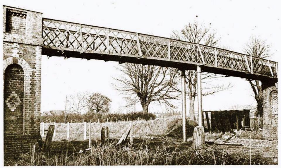 Queens Road footbridge
