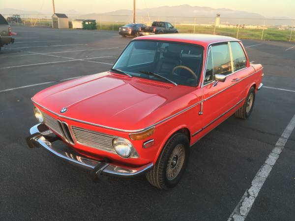 Great Classic 1973 BMW 2002