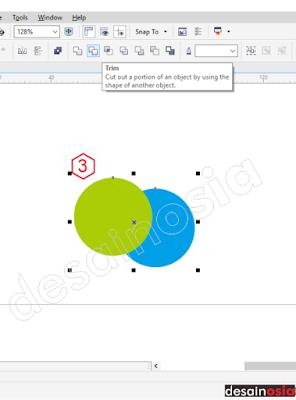desain grafis corel draw