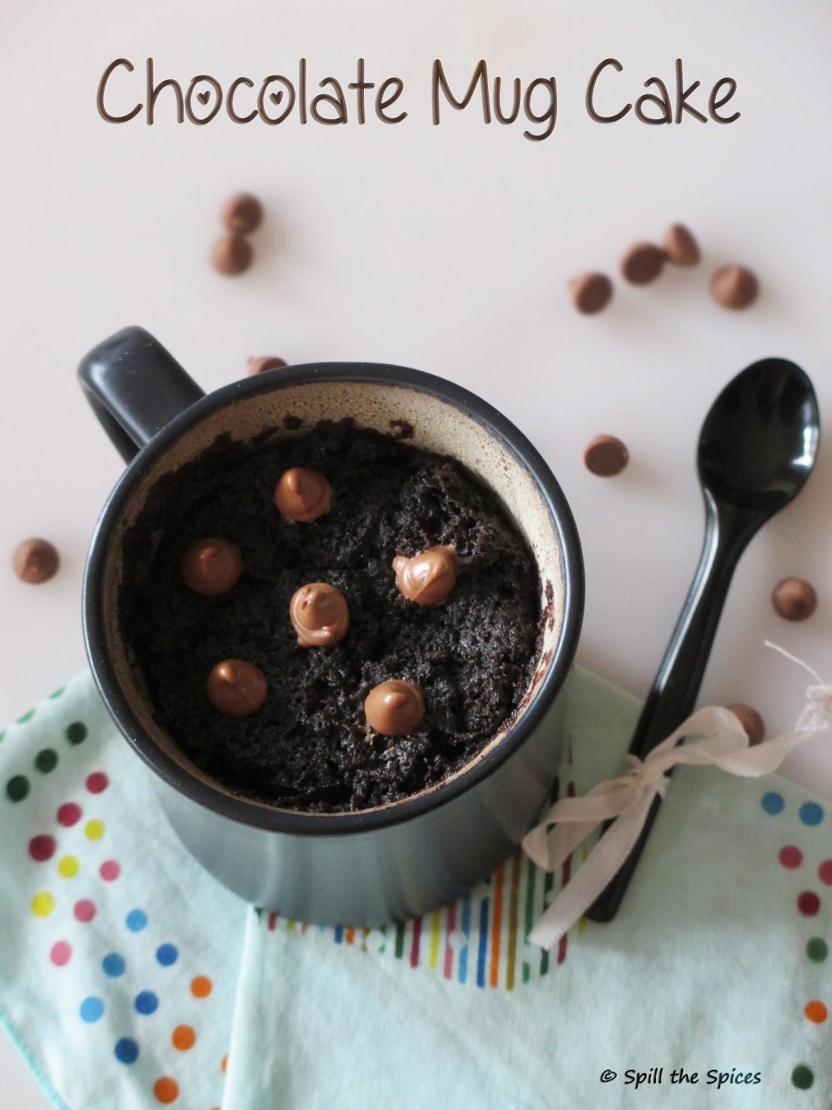 Chocolate Caramel Mug Cake Ideal Protein