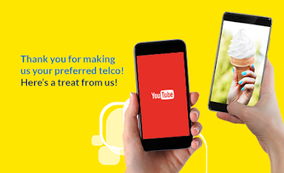 Digi Subscribers Free YouTube Streaming Treat