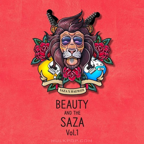 SAZA Choi – BEAUTY AND THE SAZA Vol.1 (with HAEWON) – Single