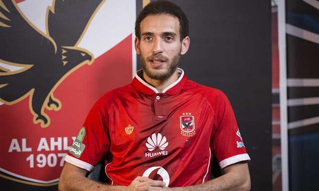 الأهلي يحسم الجدل بخصوص مستقبل هشام محمد مع الفريق