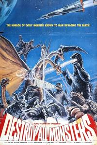 Watch Destroy All Monsters Online Free in HD