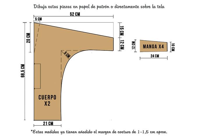 miscelánea diy: DIY | Chaqueta de punto (Slouchy cardigan)
