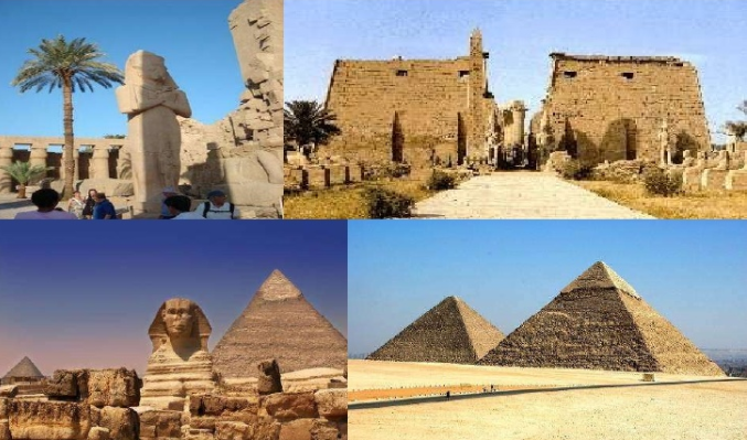 Arquitetura no Egito
