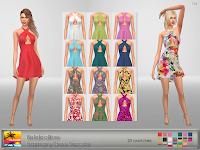 Belaloallure Harmony Dress Recolor