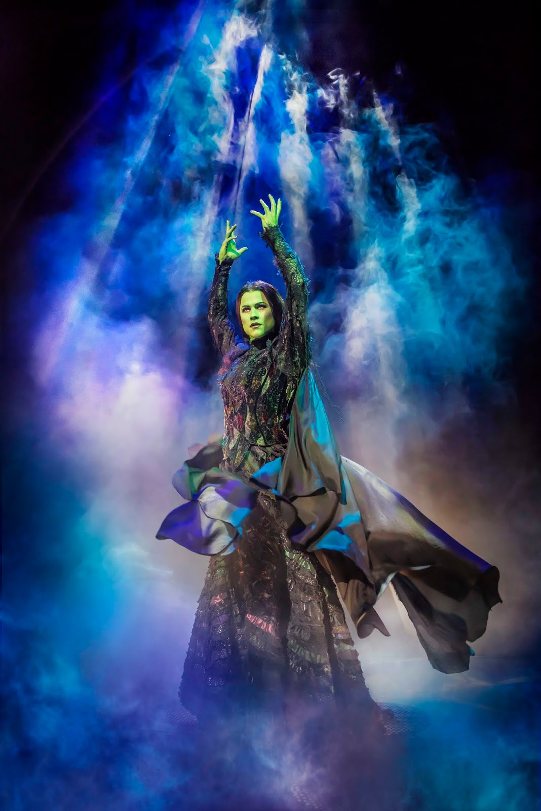 Musical Theatre Review: Wicked at The Sunderland Empire by North East Blogger WhatLauraLoves