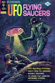 Retro UFO Covers