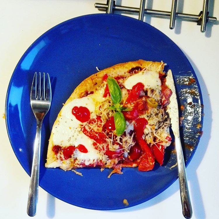 Pizza - always a good option I Travelling Hopper