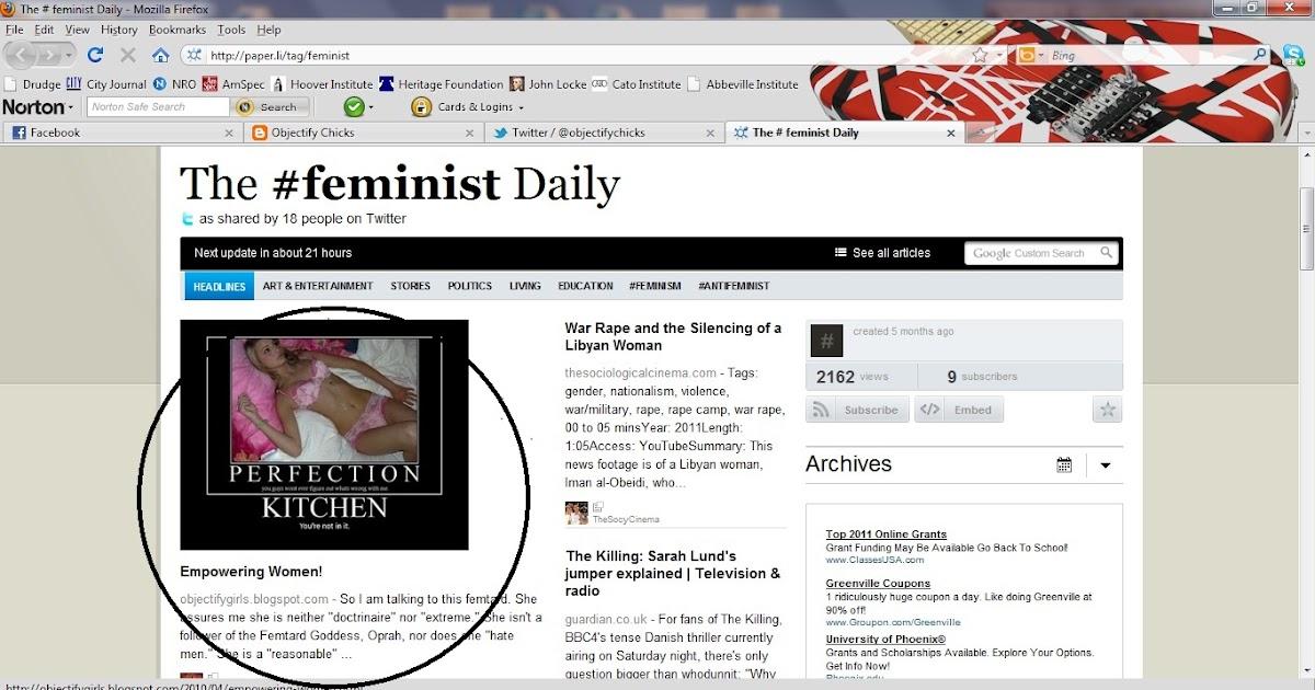 Dating sites for feminist