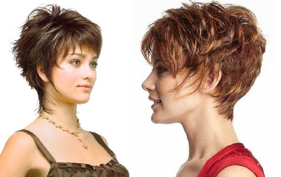 Fashionable Short Hairstyles tutorials hairstyle