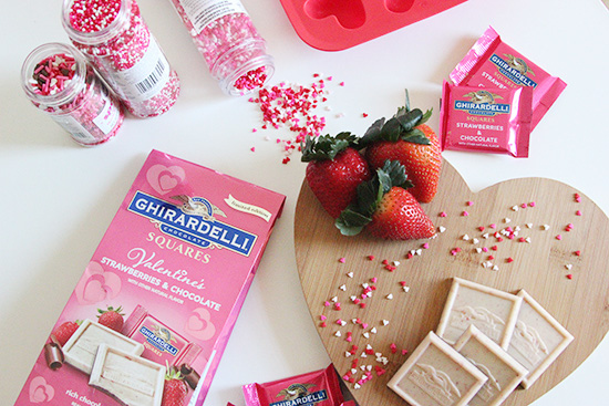 Ghirardelli Chocolate Dipped Strawberries Recipe
