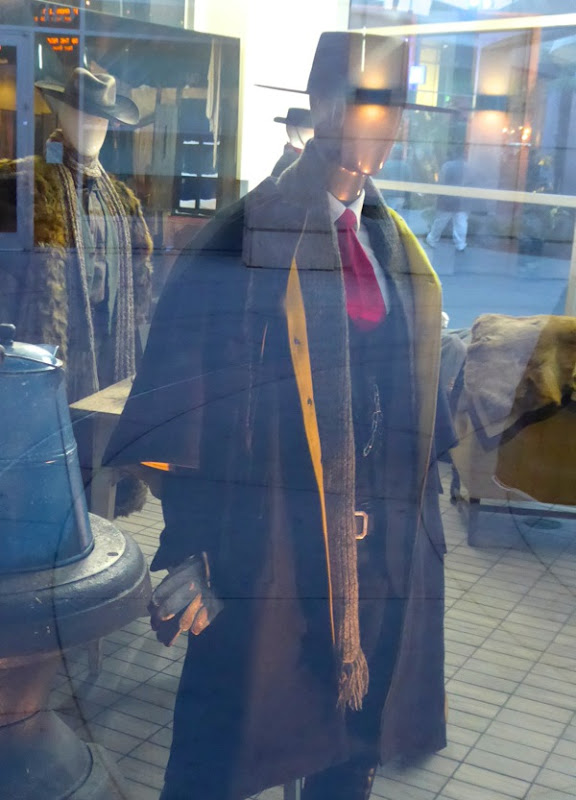 Samuel L Jackson Hateful Eight Major Marquis Warren costume