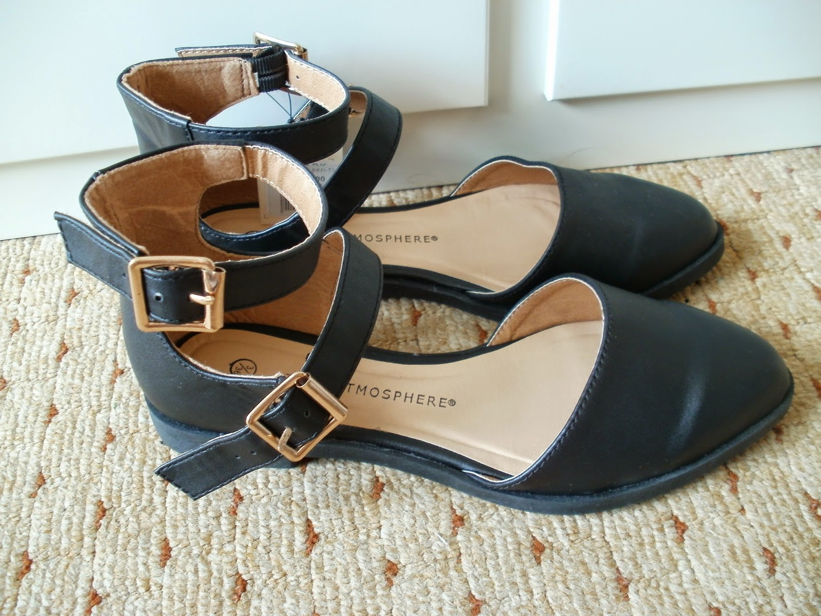 c20bfdac701 Porcelain Eleanor: Shoes on a Shoestring #9 Primark Pointed Toe ...