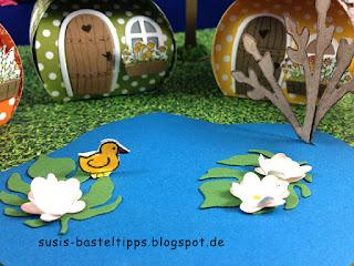 stampin up curvy keepsake box märchen miniatur märchenland von unabhängiger Demonstratorin Hobbit Auenland Shire