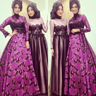 model baju hijab masa kini