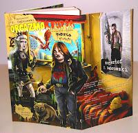 Orgazmokalipsa Krzysztof Dąbrowski, Drzazga - książka okładka