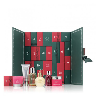 Beauty Adventskalender - Molton Brown Adventskalender 2017