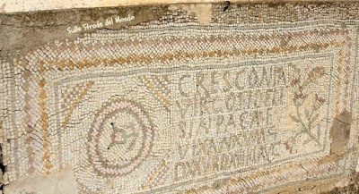 mosaico pupput