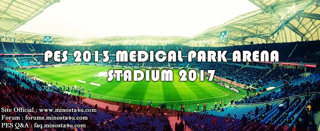 pes 2013 turkish medical park arena