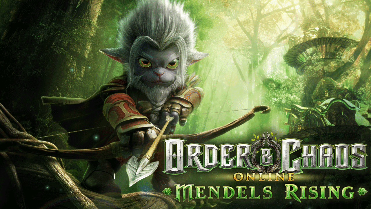 Order & Chaos Online 2.4.0 APK + DATA FILES Download