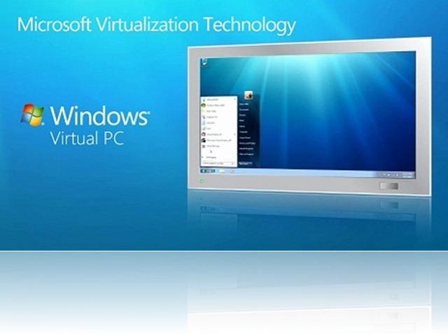 Microsoft Virtual pc 2007 Free Download