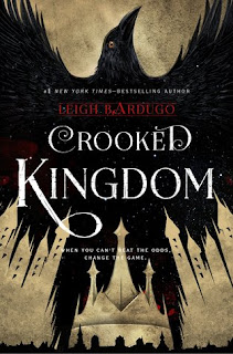 Cover Love: Crooked Kingdom-Leigh Bardugo