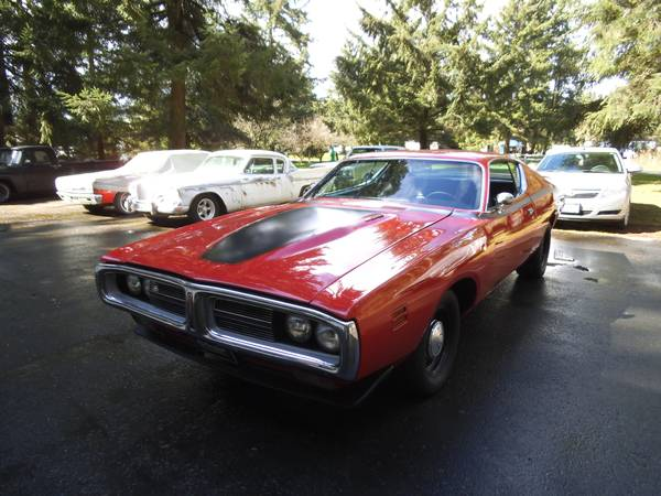 1971 Dodge Charger SE For Sale