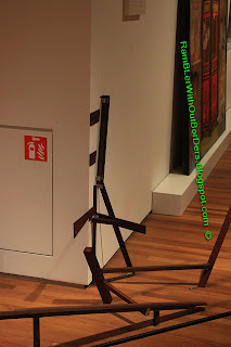 Sculpture, Chair (1997) by Mathew Ngui, National Gallery Singapore