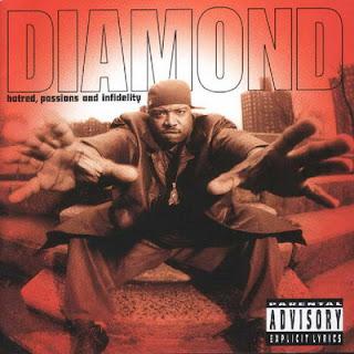 Diamond - Hatred, Passions & Infidelity (1997) [FLAC]