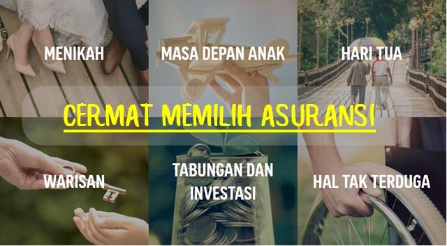 Cermat Memilih Asuransi untuk Perlindungan Finansial