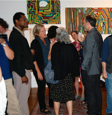 Opening Night, Move in Freedom, ethan pettit gallery, 28 Sept 2013