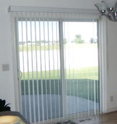Sweet Home Design And Space Vertical Blinds For Sliding Doors