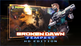 Game Broken Dawn:Tempest HD App