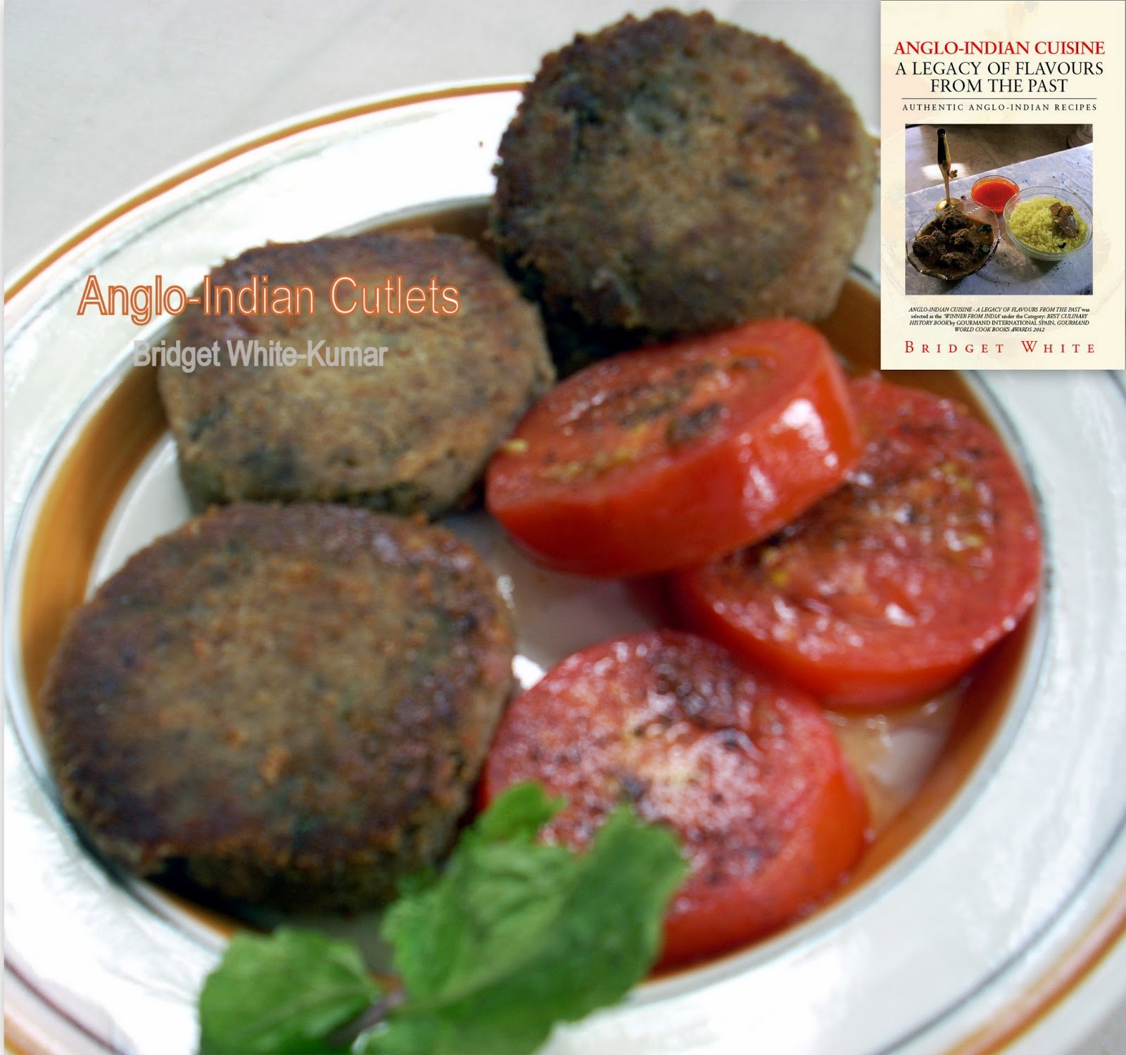 Anglo indian food by bridget white kumar anglo indian minced meat anglo indian minced meat cutlets forumfinder Images