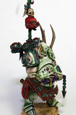 Pox Pot, Señor del Caos de Nurgle