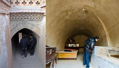Kehidupan di kota misterius di China