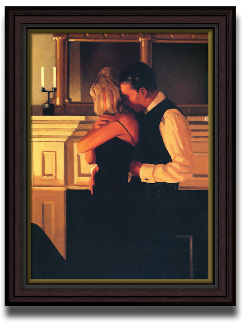 Artist Jack Vettriano - Beautiful losers