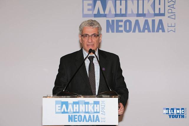 Δ. Μολοχίδης: εμείς οι Πόντιοι έχουμε δίπλα μας τον ευεργέτη Ιβάν Σαββίδη