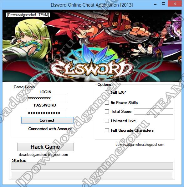 Hack elsword downloader